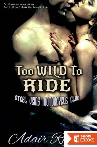 Too Wild To Ride (Steel Veins MC Romance, 1)