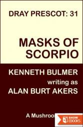 Masks of Scorpio