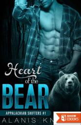 Heart Of The Bear (Appalachian Shifters #1)