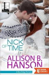 Nick Of Time (Blue Ridge Romance 2)