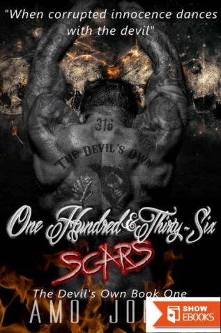 One Hundred & Thirty-Six Scars (The Devil's Own #1)