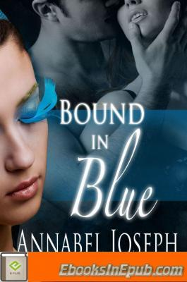 Bound in Blue