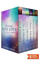 Running Into Love – the Complete Box Set