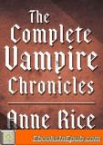 Complete Vampire Chronicles 12-Book Bundle
