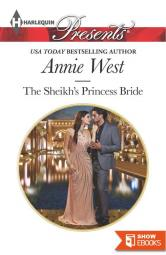 5. The Sheikh's Princess Bride
