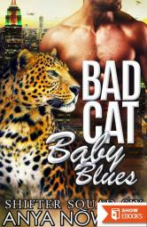 Bad Cat Baby Blues (Shifter Squad Six 3)