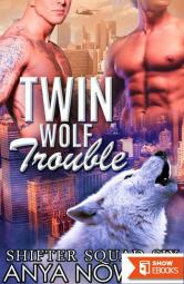 Twin Wolf Trouble (Shifter Squad Six 2)