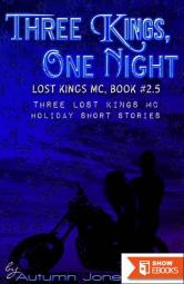 Three Kings, One Night (Lost Kings MC 2.5)