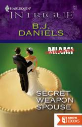 Secret Weapon Spouse (Mills & Boon Intrigue) (Miami Confidential, Book 1)