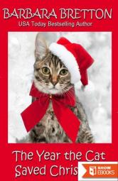 The Year the Cat Saved Christmas – a novella