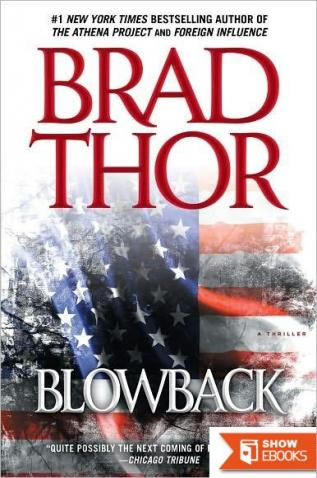Blowback: A Thriller