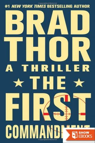 The First Commandment: A Thriller