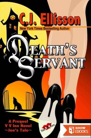 Death's Servant: Adult Urban Fantasy