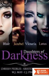 Daughters of Darkness – The Anthology (4 Paranornal Romance Novels)