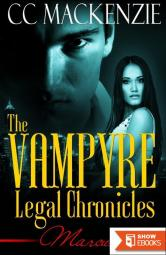 The Vampyre Legal Chronicles – Marcus