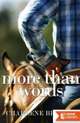 More Than Words (Wyoming Kisses 1)