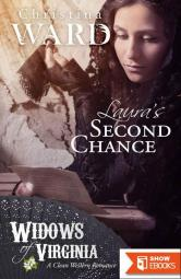 Laura's Second Chance (Widows of Virginia 2)