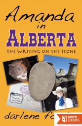 Amanda in Alberta: The Writing on the Stone