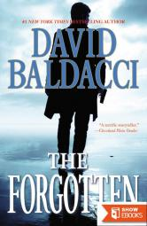 The Forgotten (John Puller 2) by Baldacci, David (2013) Paperback