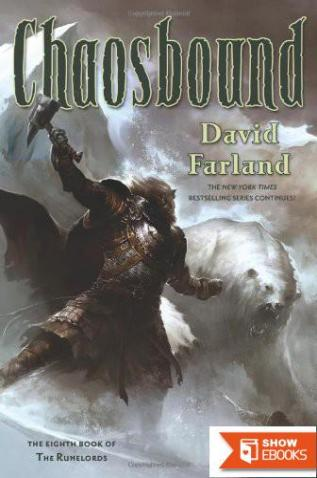 Chaosbound (The Runelords Saga, Book 8)