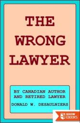 The Wrong Lawyer