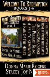 Welcome To Redemption: Series Collection (Books 1-6)