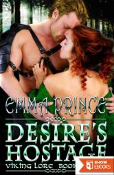 Desire's Hostage (Viking Lore, Book 3)