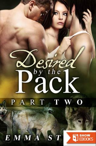 Desired by the Pack: Part Two: A BBW Paranormal Romance