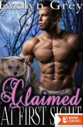 Claimed at First Sight (Curvy BBW Paranormal Bear Shifter Romance)
