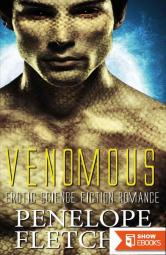 Venomous: Erotic Science Fiction Romance (Alien Warrior Book 1)