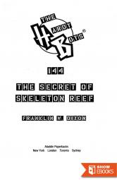 The Secret of Skeleton Reef
