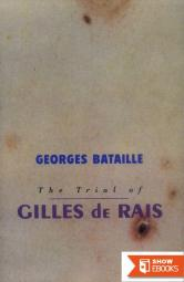 Trial of Gilles De Rais