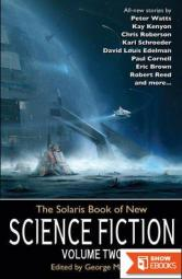 The Solaris Book of New Science Fiction: Volume 2 (Solaris Book of New Science Fiction)