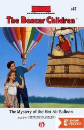TBC 047: The Mystery of the Hot Air Balloon