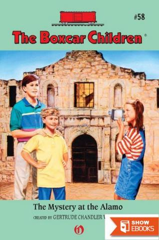 TBC 058: The Mystery at the Alamo