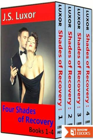 Four Shades of Recovery: Boxed Set
