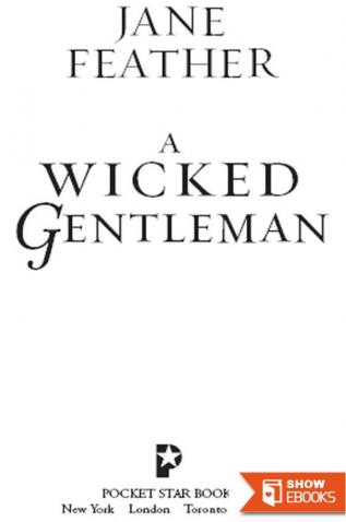 A Wicked Gentleman
