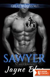 Sawyer (Great Wolves Motorcycle Club, #5)