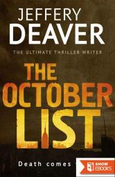 The October List – Free Preview (First 4 Chapters)