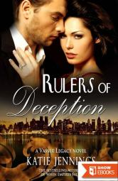 Rulers of Deception (A Vasser Legacy Novel Book 3)