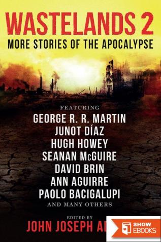 Wastelands 2 – More Stories of the Apocalypse