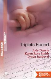 Triplets Found: The Virgin's Makeover / Take a Chance on Me / and Then There Were Three (Mills & Boon Spotlight)
