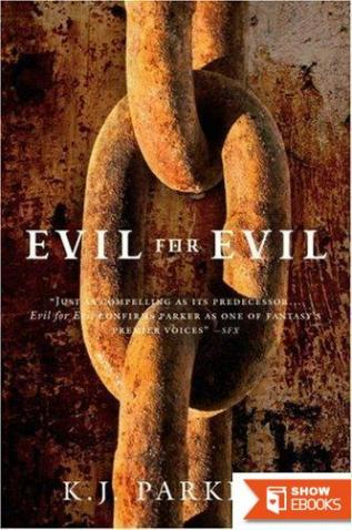 Evil for Evil (Engineer Trilogy)