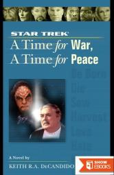 Star Trek: The Next Generation – 100 – A Time for War, A Time for Peace