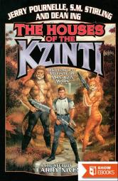 The Houses of the Kzinti (Man-Kzin Wars Series)