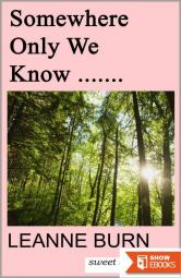Somewhere Only We Know …….