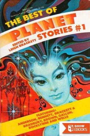 The Best of Planet Stories, No. 1