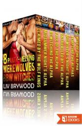 8 Panty-Melting Werewolves & BBW Witches Collection (Pagan Holidays)