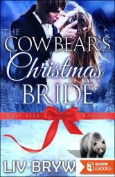 The Cowbear's Christmas Bride (Curvy Bear Ranch 4)