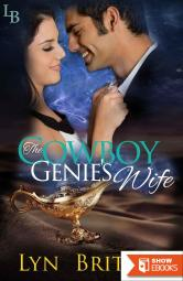 The Cowboy Genie's Wife: A Paranormal Romance (The Dirty Djinn Series)